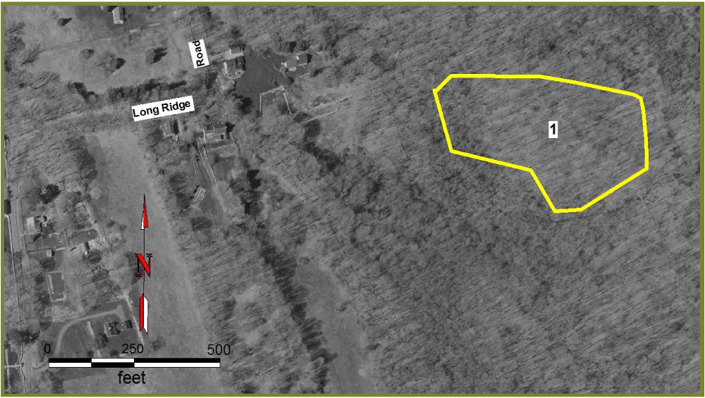 Map 1 - Schwab Preserve
