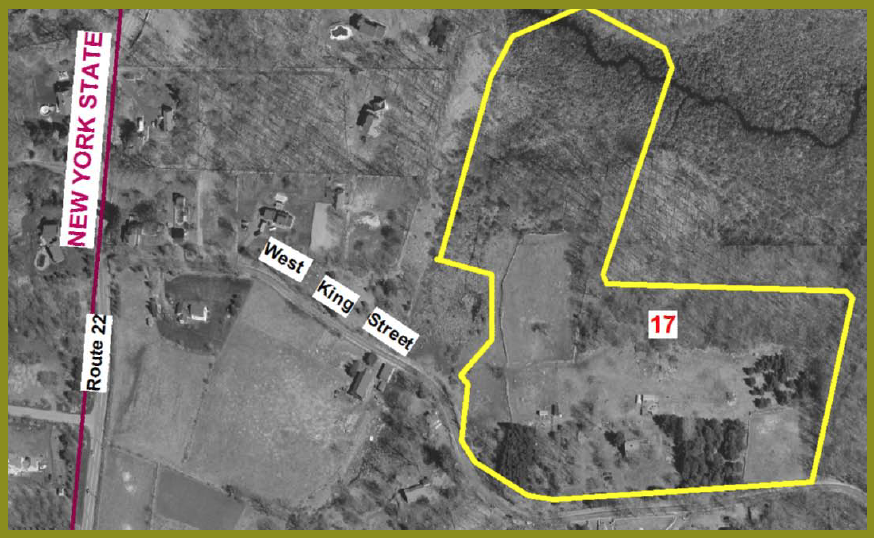 Map 17 - Ruffles Preserve B