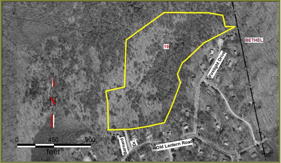 Map 19 - Barnard Drive Preserve
