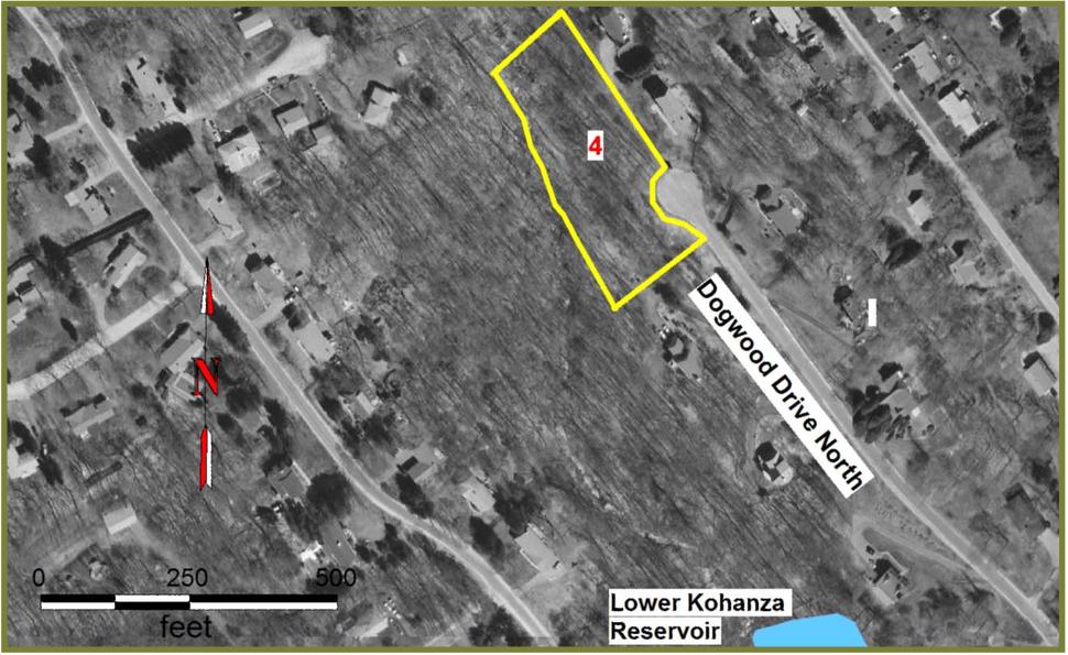 Map 4 - Elstein Preserve