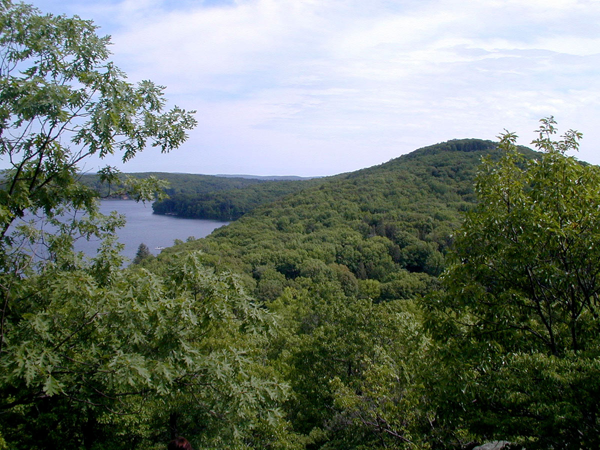 Sweetcake View, Candlewood Valley Regional Land Trust